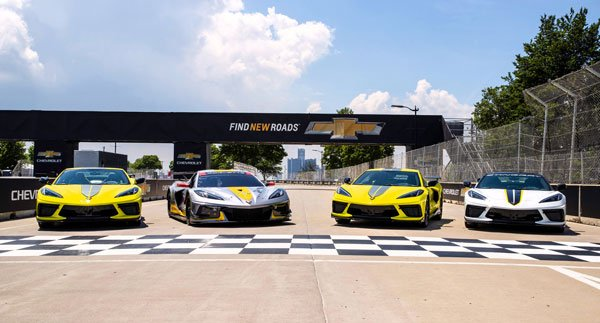 2022 Chevy Corvette Championship Edition