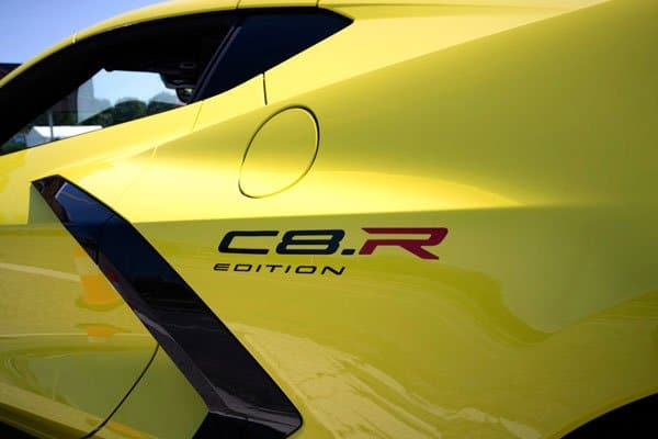 2022 Chevy Corvette Championship Edition (Photo by Richard Prince for Chevrolet)