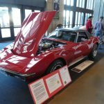 1971 Corvette LS6 Convertible No 13128 owned by James J. Wallace, West Bloomfield MI