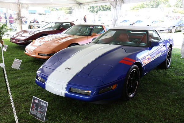 Do you enjoy vintage Corvettes?  The NCRS Gallery has some of the finest examples of Corvettes as they came from the factory!ry!