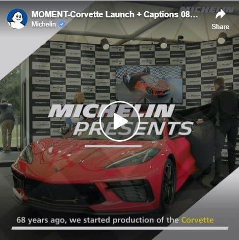 RHD C8 Corvette Reveal