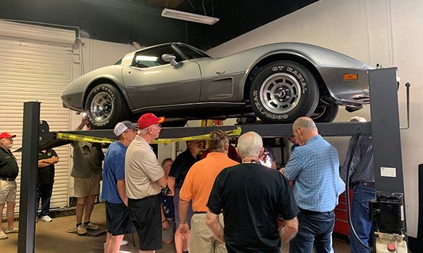 2021 NCRS Southeast Chapter Meet