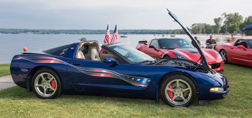 """The Corvette was originally manufactured in Flint, Michigan and St. Louis, Missouri, the Corvette has been manufactured in Bowling Green, Kentucky since 1981. The Corvette is widely known as """"America's Sports Car."""""""