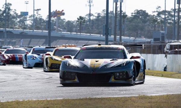 Corvette Racing at LeMans 2021 Press Releases and Updates