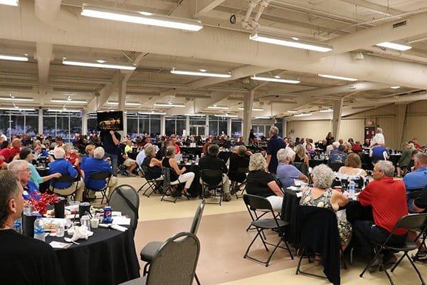 Carlisle Expo Center CMAF Benefit Dinner