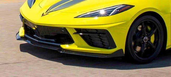 2022 Corvette Stingray IMSA GTLM Championship Edition Front