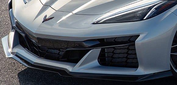 2023 Chevrolet Corvette ZO6 Front