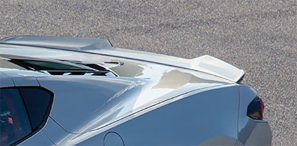 2023 Corvette Z06 Rear Spoiler