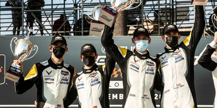 Corvette Racing at Long Beach: Another Victory for No. 4 C8.R