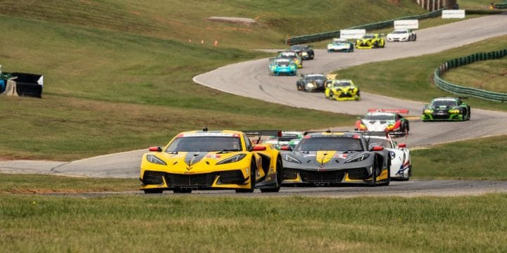 Corvette Racing Conquered One More First at VIR 2021