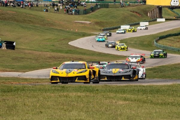 Corvette Racing at Virginia International Raceway 2021
