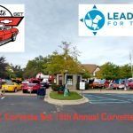 GMC Corvette Set's CorvetteFest 2021 held at the Olde World Canterbury Village in Michigan, was a huge success raising close to $5,000, for Leader Dogs for the Blind.