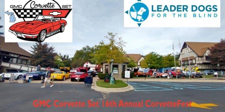 GMC Corvette Set 16th Annual CorvetteFest 2021 Successful Fundraiser!