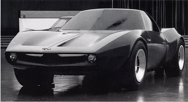1969 GM Design Variant